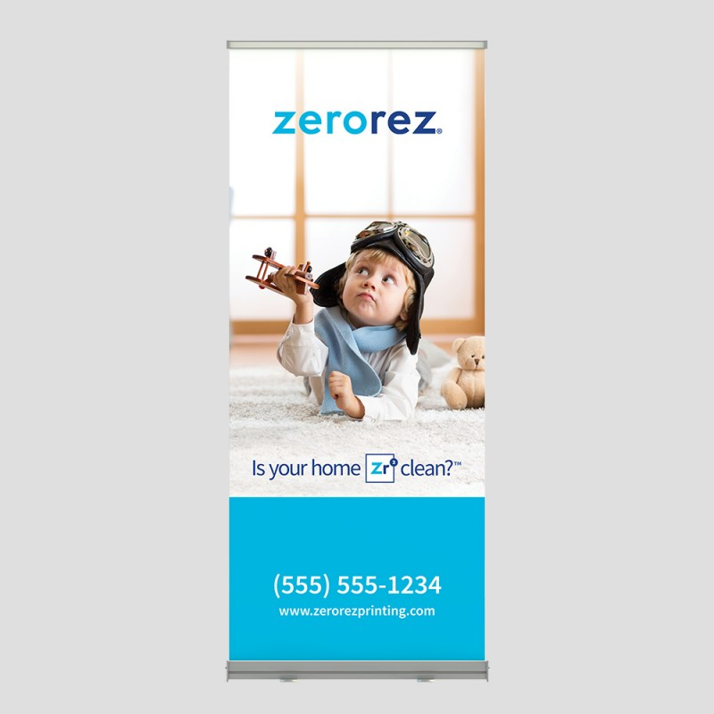 Collapsible Banner - Child
