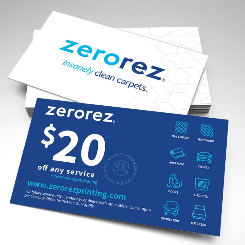 Gift Card - Additional Services (pack of 250)