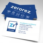 Business Card - Option 3 (pack of 250)